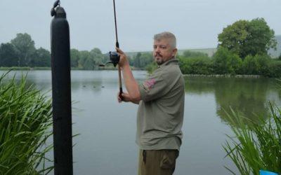 Vissen met de Pallet Waggler Video ( Engels )