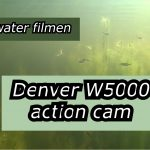 Onderwater filmen met de Denver W5000
